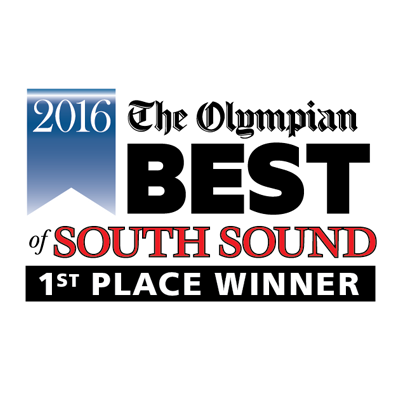The Olympian Best of South Sound 1st Place Winner